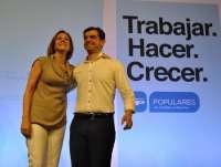 Cospedal votará en Albacete el domingo y apoyará a Javier Cuenca:
