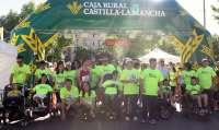 Más de 1.600 corredores asisten a la Carrera Solidaria de Caja Rural en beneficio de APACE, que recauda 15.000 euros