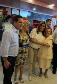 Page agradece a Susana Díaz el