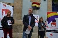 IU homenajea a maestros republicanos y reclama la recuperación de la memoria