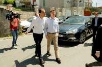 Feijóo pide el voto para el PP, único partido que garantiza ayuntamientos