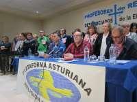Religión en la Escuela convoca movilizaciones contra la rebaja horaria de la asignatura en Asturias