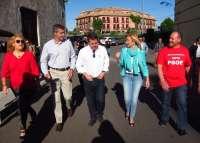 Page contesta a Rajoy que del paro habla