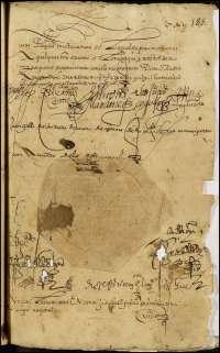 El Archivo Municipal expone el documento que autorizó la construcción del puerto de Málaga