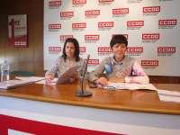 Un estudio de CC.OO. revela que las trabajadoras vallisoletanas perciben 6.000 euros menos anuales que los hombres