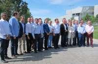 Laureano León y Juan Antonio Barrios serán los candidatos del PP a presidir las diputaciones de Cáceres y Badajoz