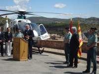 Firmado el convenio de colaboración para los rescates de montaña en Aragón