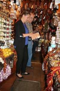 Salom (PP) apoya al pequeño comercio tradicional porque crea riqueza