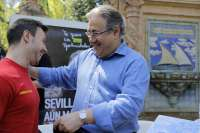 Zoido promete una prueba 'Ironman' en Sevilla y afirma que