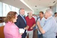 Ramos (PP) apuesta por que las lonjas de Talavera se especialicen y tengan un