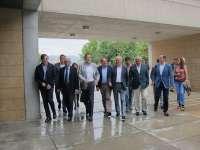 Rajoy alerta en Murcia contra