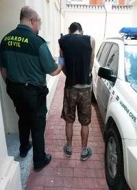 La Guardia Civil detiene al joven que secuestró durante unas horas a una menor de 6 años en Albudeite