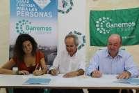 Ganemos Córdoba impulsará un plan de bonificaciones sociales para personas en desempleo