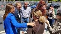 Fomento asegura que ha puesto el dinero para la rehabilitación de viviendas en La Candelaria y La Salud
