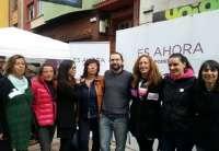 León (Podemos) dice que Fernández (PSOE) sólo se acuerda de la minería para