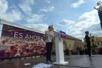 Montero (Podemos) afirma en Zamora que