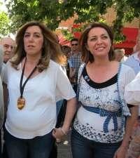 Ambrosio (PSOE) recuerda a Nieto (PP), ante sus críticas a Susana Díaz, que