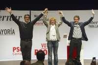 Patxi López dice que en la España de la que habla Rajoy viven