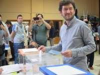 Alberto Jarabo pide votar