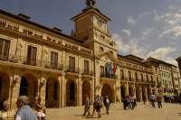 El Ayuntamiento de Oviedo renueva 21 de sus 27 concejales