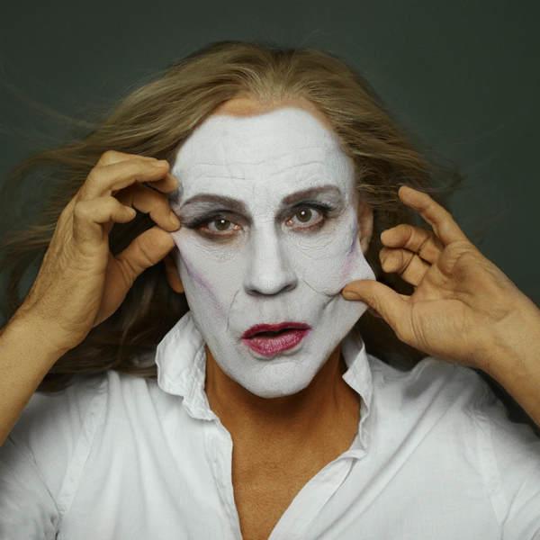 Retrato de John Malkovich, por Sandro Miller