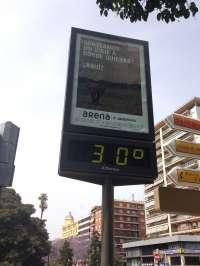 Una docena de provincias, entre ellas Guadalajara, Ciudad Real y Toledo, superarán este jueves los 30ºC