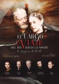 Vicky Peña y Mario Gas proponen un 'Largo viaje del día hacia la noche' en el teatro Bretón de Logroño