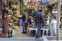 Las ventas del comercio minorista aumentan un 3% en abril en la Región de Murcia