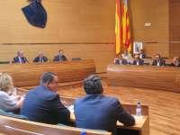PSPV retira la reprobación de Rus en el pleno de la Diputación porque