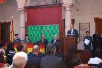 La Guardia Civil concluye los actos de celebración del 171 aniversario de su fundación en Antequera