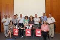 Profesionales del Reina Sofía imparten un taller sobre donación de órganos a la Asociación 'La tribu educa'