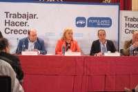 Fernández (PP) dice que Caunedo tiene que seguir al frente de Oviedo tras su