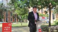 24M.-Cruz (PSOE) aboga por un máximo de tres tenencias de alcaldías y por la
