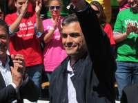 El PSOE abre el proceso de las primarias este lunes y proclamará a los candidatos el 21 de junio