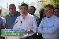 Moreno tilda a Díaz de