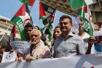 IU apoya la huelga de hambre de Takbar Haddi y exige la entrega del cuerpo de su hijo y la investigación de su asesinato