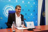 Carmelo Rodríguez toma posesión este martes como rector de la UAL en un acto en el Palacio de San Telmo