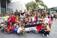 Unos 140 menores llegados de los campamentos saharauis disfrutarán de unas 'Vacaciones en Paz' en la provincia