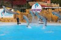 Turismo.- Los parques de ocio malagueños prevén superar un 5% su facturación, que ronda los 100 millones al año