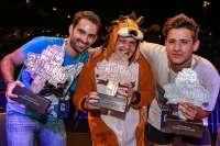 Red Bull celebra la semifinal de su 'Batalla de Gallos' en Mallorca