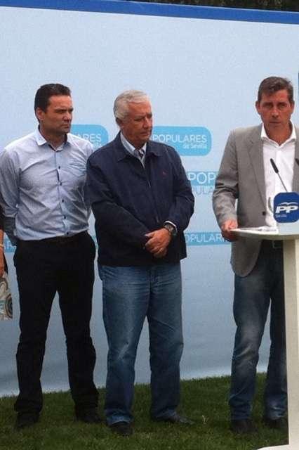 Arenas lamenta que mientras González