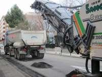 La operación asfalto se desarrollará en Delicias, Actur, Centro, Universidad la próxima semana