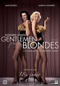 'Los caballeros las prefieren rubias', con Marilyn Monroe, vuelve a la gran pantalla y podrá verse en Marratxí