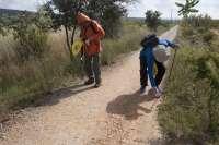 Amigos del Camino de Santiago de Astorga (León) y Japón presentan una campaña para mantener la Ruta Jacobea limpia