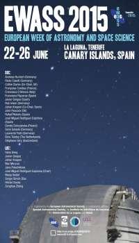 Más de mil científicos se reúnen en Tenerife en el mayor congreso anual de Astronomía