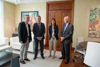 Gobierno vasco colaborará con Novia Salcedo en la promoción del empleo juvenil