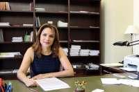 La US nombra a la profesora Cristina Yanes nueva vicerrectora de Ordenación Académica