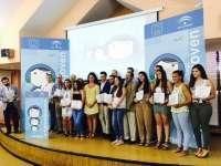 La Junta premia los mejores planes de empresa elaborados por 24 estudiantes de Formación Profesional