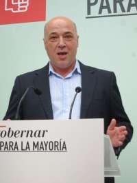 El socialista Antonio Ruiz será desde este jueves el nuevo presidente de la Diputación