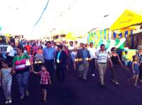 MásJaén.- Navas de San Juan cuenta con un nuevo recinto ferial, tras una inversión total de 460.000 euros